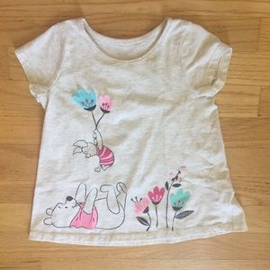 Winnie the Pooh Toddler Girl T-Shirt